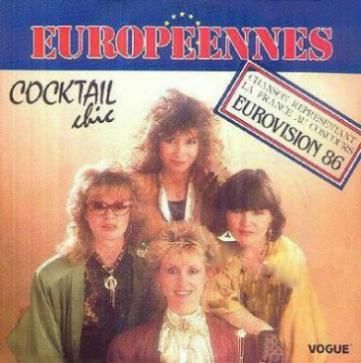 Eurovision 1986 Cocktail chic